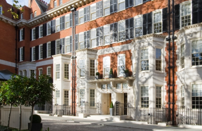 Lygon Place, Belgravia, London, SW1W