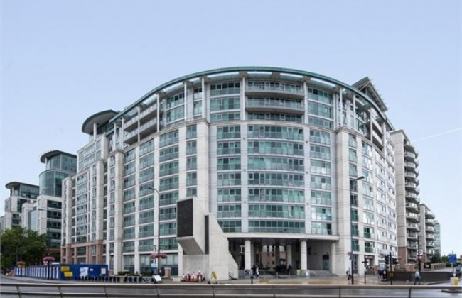 Aquarius House, St. George Wharf, London, SW8